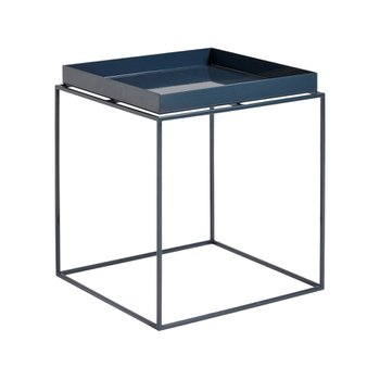 Tray Table 40*40 Deep Blue