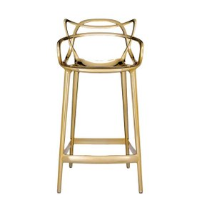 Masters Stool Metallic