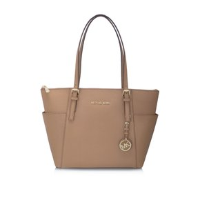 젯셋 토트백 Michael Kors Jet Set East West Top Zip Tote (30F2GTTT8L ACORN)