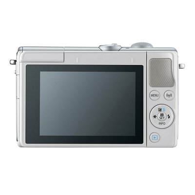 EOS M100 15-45 IS STM KIT WHITE (렌즈 포함)