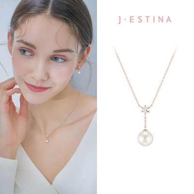 BASIC PERLINA 14K 목걸이 (JJP1NF1BS181R4420)