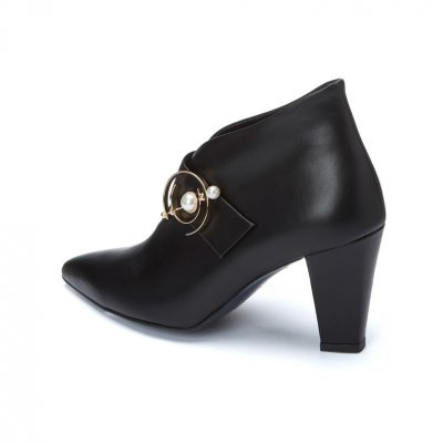 [파주점] Lofty ankle boots(black) (DG3CX19528BLK)