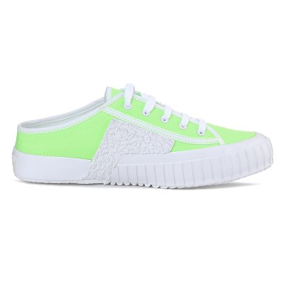 [균일가] 여성슈즈 뮬 DECON SABOT SDS19CV10FGW(FLUO GREEN-WHITE)