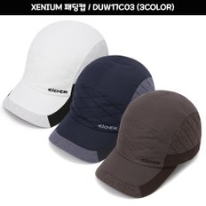 [17FW] XENIUM 패딩캡 / DUW17C03 (3COLOR)