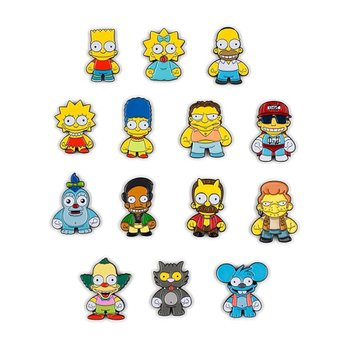 SIMPSONS ENAMEL PIN SERIES (단품 랜덤발송)