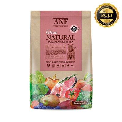 ANF 유기농 캣 6Free Indoor Adult 6kg