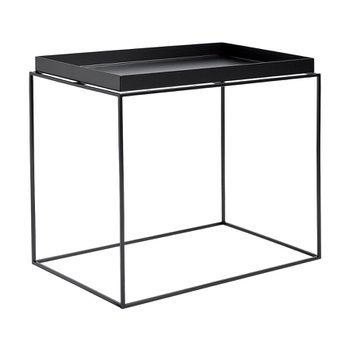 Tray Table 40*60 Black