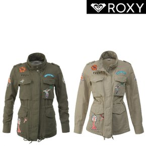 록시 ROXY SURF ALL DAY JK 야상점퍼 (R711JK124)