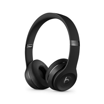 Beats Solo3 Wireless 헤드폰 - Beats Icon Collection - 무광 블랙(MX432PA/A)