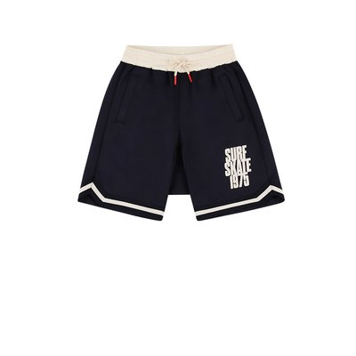 [20% SALE] Skate 1975 baggy-fit track shorts