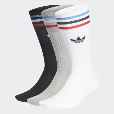 [adidas kids]SOLID CREW SOCK(GN3076)