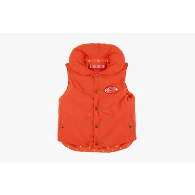 [SPECIAL SALE] Icebiscuit orange down vest