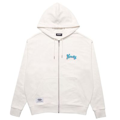 Hooded Zip-up Cream(21067_CREAM)