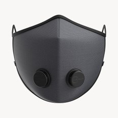 Urban Breathing Mask Dots Graphite
