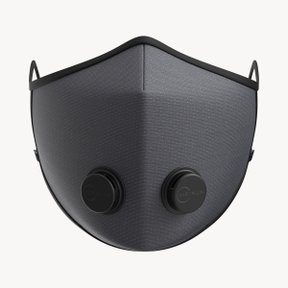 [재입고]Urban Breathing Mask Dots Graphite