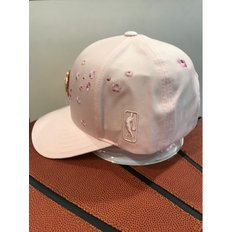 WAS WIZARDS CHERRY BLOSSOM HARD CURVED CAP  (N185AP438P)