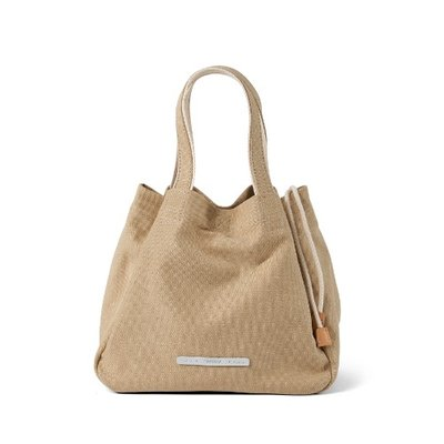 CLOVER TOTE 750 CANVAS SAND