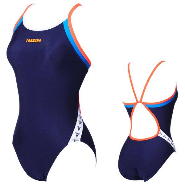 8e9d063fd10 토네이도 여성수영복 탄탄이 원피스 RL1111 NVY, 신세계몰