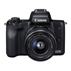 EOS M50 15-45 IS STM KIT BLACK (렌즈 포함)