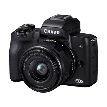 캐논 EOS M50 15-45 IS STM KIT BLACK (렌즈 포함)