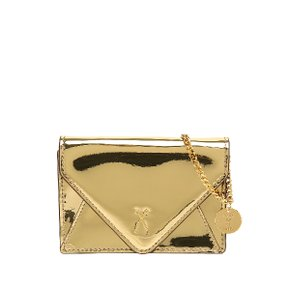 Easypass Amante Card Wallet with Chain Mirror Gold (0JSL5CC40102F)