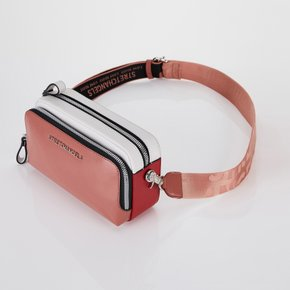 ☆SUMR08911☆PANINI color block bag_BROWN
