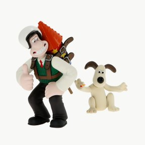 UDF AARDMAN ANIMATIONS 2 WALLACE & GROMIT