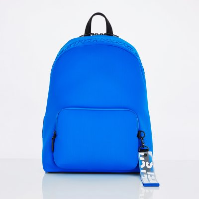 스트레치엔젤스[N.E.O] Basic zipper pocket backpack L (Blue)