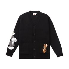 [11월 22일 예약배송][FW19 T&J] Knit Cardigan(Black)