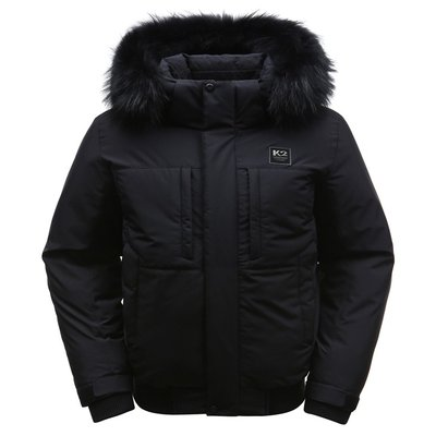 [K2] 남녀공용 GHOST SHORT (RDS) BLACK KUW19561Z1
