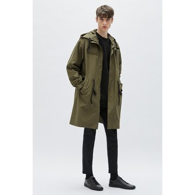 [19S/S][PLAC] MENS LIGHT FABRIC FISHTAIL PARKA_KH (PWON1CTLA7M0G5)