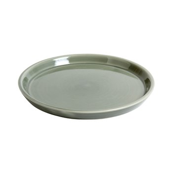 Botanical Family Saucer L Dusty Green
