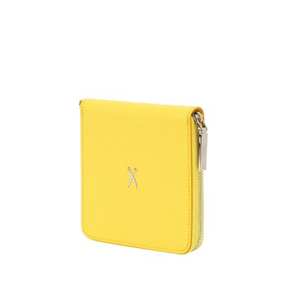 [조셉앤스테이시] Easypass OZ Wallet Bolt Lemon