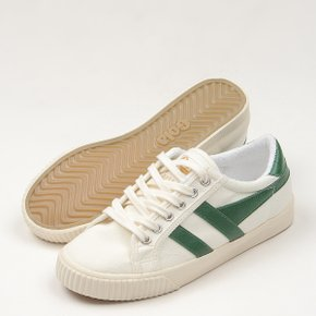 [골라클래식] 남녀공용슈즈 Tennis MARK COX_CLA280WN(OFF WHITE/DARK GREEN)