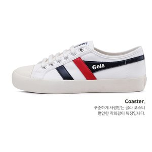 PARTNER Sneaker low whitenavyred