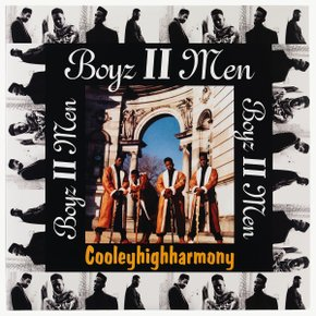 [USED VINYL] Boyz II Men - Cooley High Harmony