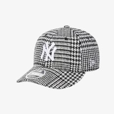NEWERA 12146094 로우 프로파일 하운LP950 HOUNDSTOOTH 93 NEYYAN BLACK)