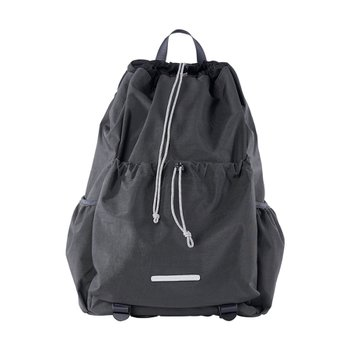STRING BACKPACK 750 W.NYLON CHARCOAL