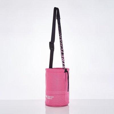 스트레치엔젤스[M.K.N] Star lover string knit body-bag (Pink)