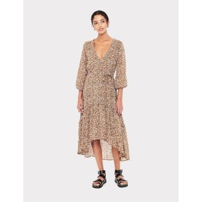 Faithfull The Brand MATILDA PEASANT DRESS
