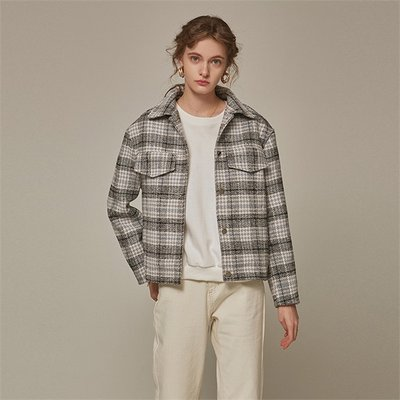 CLASSIC HOUND CH JACKET_GRAY (2077739)