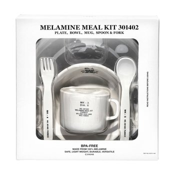 MELAMINE MEAL KIT