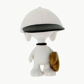 PEANUTS SERIES8 BASEBALL PLAYER SNOOPY