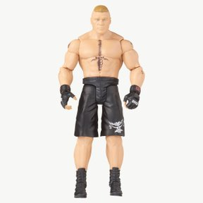WWE Basic Brock Lesnar Figure