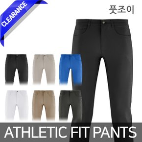 ATHLETIC FIT 봄여름 골프바지 6종택1