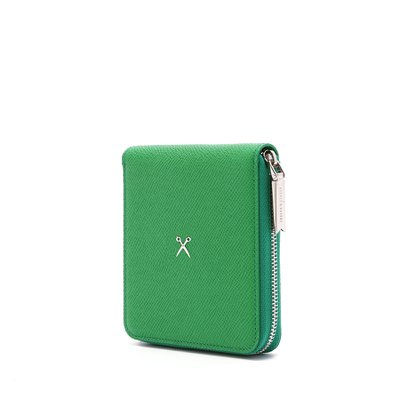 [조셉앤스테이시] Easypass OZ Wallet Bolt Blooming Green