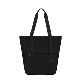 Compass Tote With Flight Nylon - Black