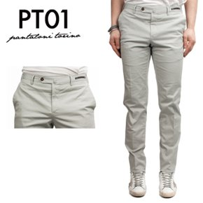 MEN Pants TS91 0210 LIGHT GREY