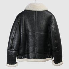 남성 이안 시어링 무스탕 IAN SHEARLING B70005 ANTHRACITE/WHITE [ANC107an]