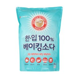 [LG생활건강] 한입 베이킹소다 4KG